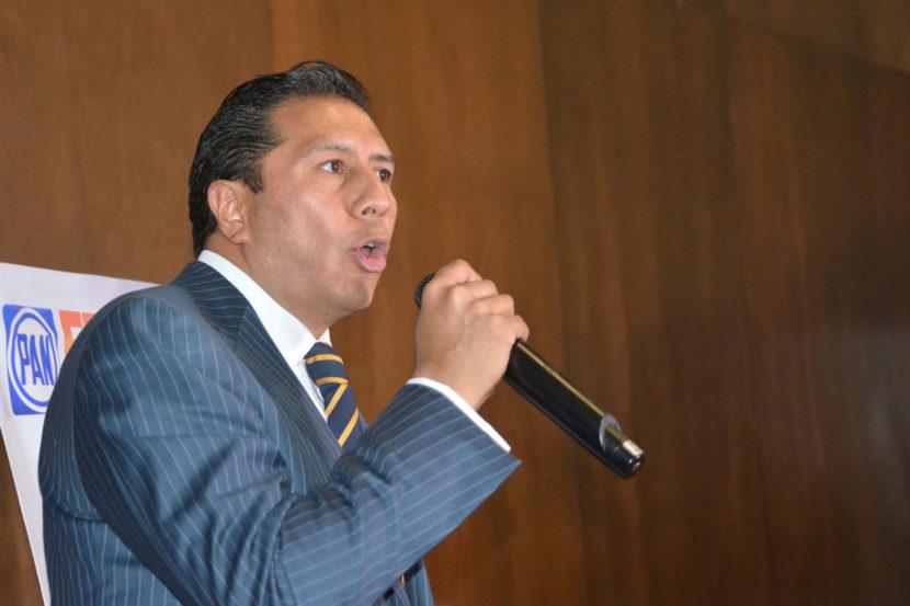 JUAN RODOLFO SÁNCHEZ, ASPIRANTE DEL PAN A LA GUBERNATURA DEL EDOMEX