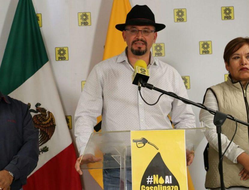 ELECCIÓN LIBRE Y SECRETA ÚNICO MECANISMO PARA ELEGIR A NUESTRO CANDIDATO: PRDEDOMEX