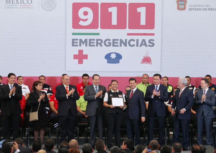 EL NÚMERO 911 UNIFICA LLAMADAS DE EMERGENCIA EN EL PAÍS