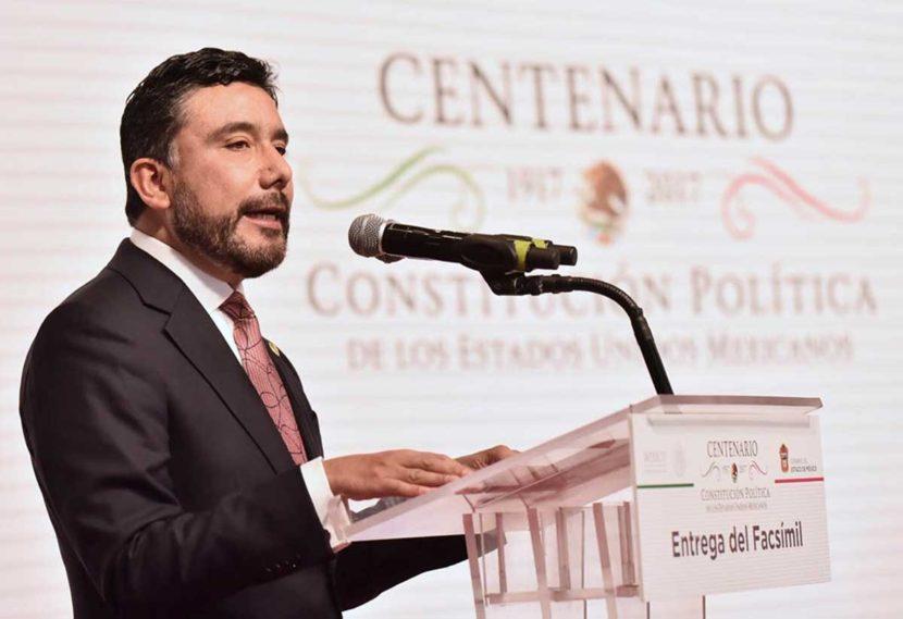 CONVOCÓ CRUZ ROA A LA UNIDAD NACIONAL