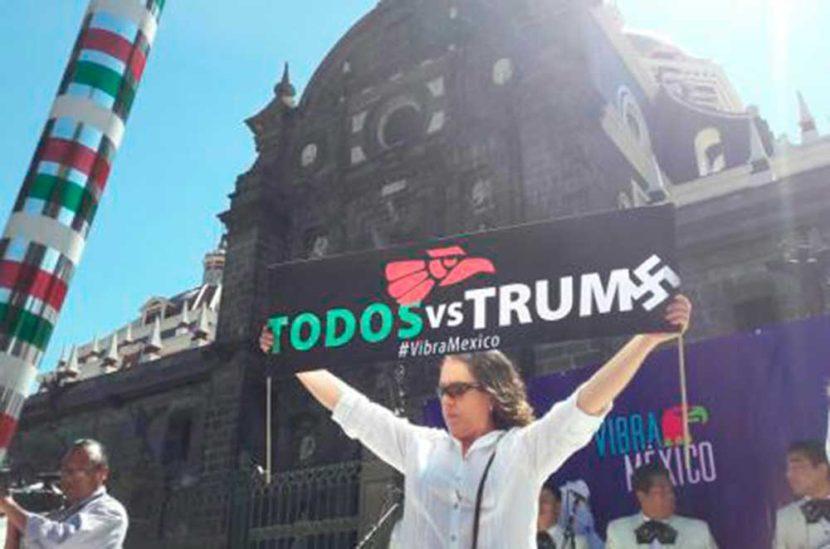 SOCIEDAD PROTESTA CONTRA TRUMP