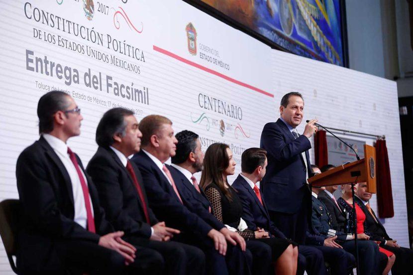 """SE SUMA EDOMÉX A INICATIVA """"FUERZA MÉXICO""""  Y A»ACCIÓN MÉXICO»"""