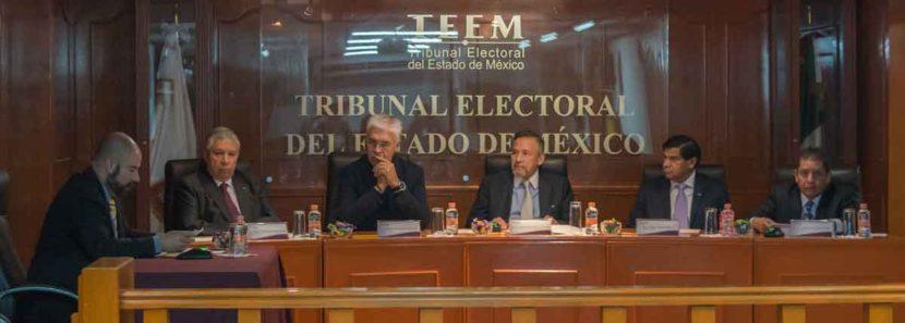 RESUELVE EL TEEM TRES JUICIOS CIUDADANOS