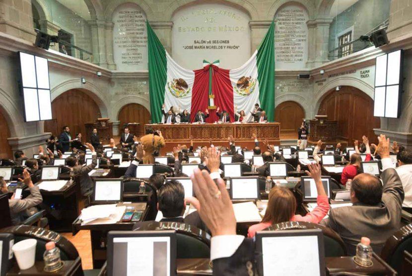 INICIARÁ LA 59 LEGISLATURA MEXIQUENSE SU QUINTO PERIODO ORDINARIO