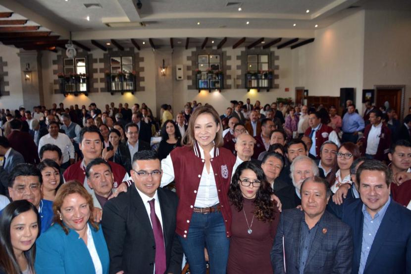 """""""QUIERO UN ESTADO DE MÉXICO SIN IMPUNIDAD"""": JVM"""