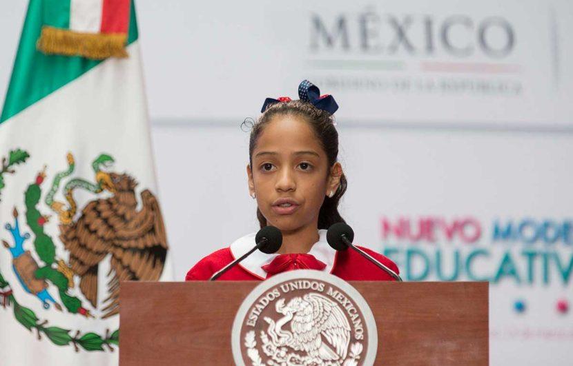 EL ÉXITO DEL NUEVO MODELO EDUCATIVO VA A REQUERIR DE UN GRAN ESFUERZO DE LOS MAESTROS DE MÉXICO: EPN