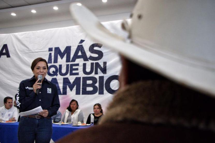 """""""EL ESTADO DE MÉXICO MERECE UNA HISTORIA DISTINTA"""" : JVM"""