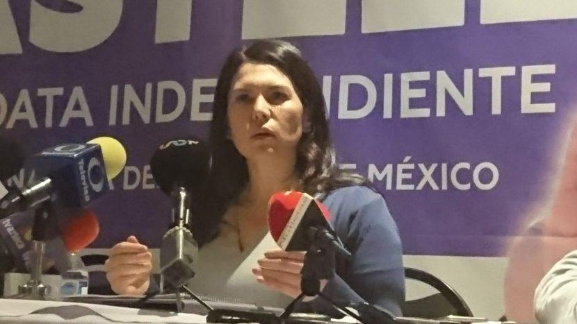 CONTINÚA INEQUIDAD EN CAMPAÑA ELECTORAL: CASTELL
