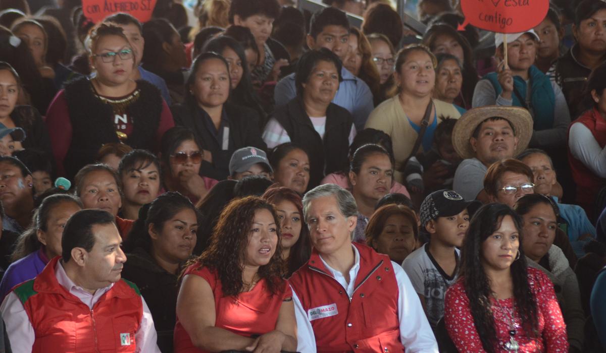 """""""SALARIO ROSA"""" PARA AMAS DE CASA OFRECE DEL MAZO EN ECATEPEC"""