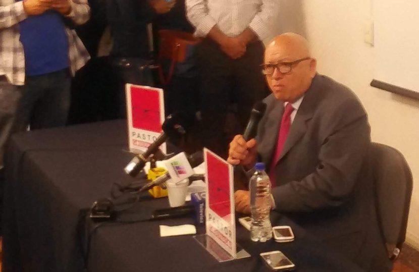 DONARÁ PASTOR A RECURSOS DE CAMPAÑA PARA AFECTADOS DE SALUD