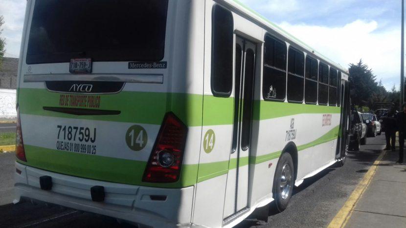 DURO GOLPE A LOS MEXIQUENSES, EL INCREMENTO AL TRANSPORTE: PRD