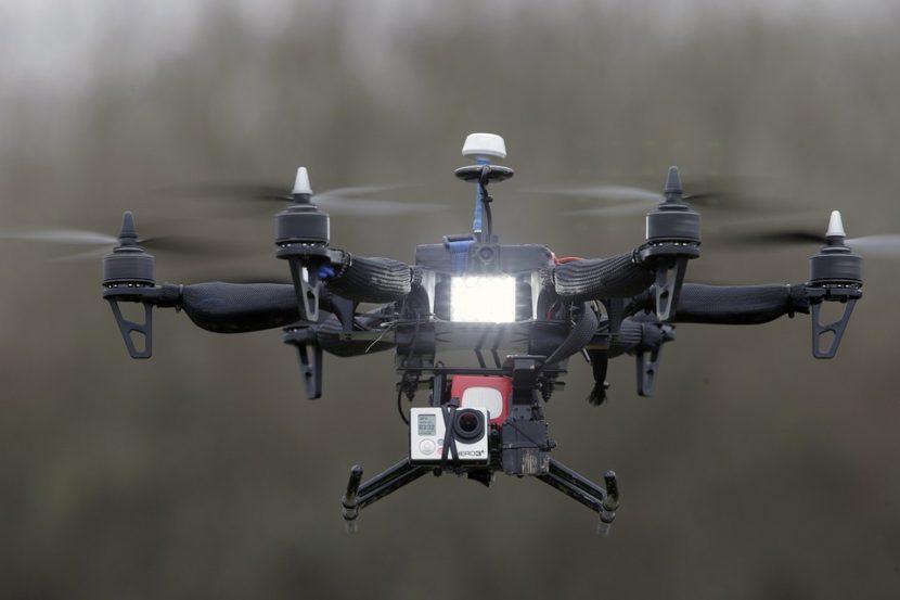 DRONES AYUDAN EN LA RECUPERACIÓN DE AUTOS ROBADOS EN CDMX