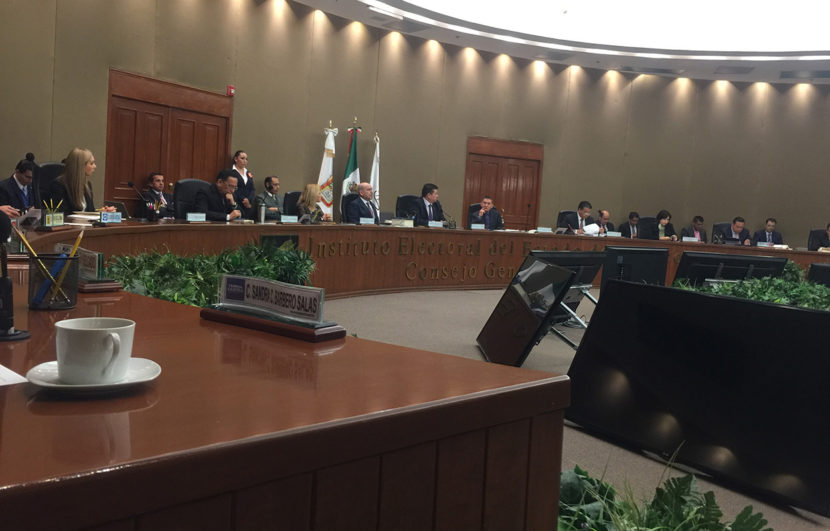 ORDENA IEEM RETIRO DE PROPAGANDA ELECTORAL