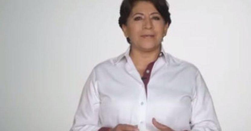DELFINA GÓMEZ  PIDE A INE DEFENDER VOTO DE MEXIQUENSES