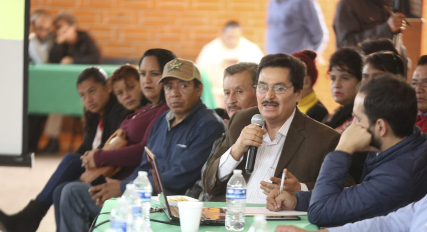 PARTICIPAN VECINOS DE METEPEC EN REUNIONES DE SEGURIDAD PÚBLICA