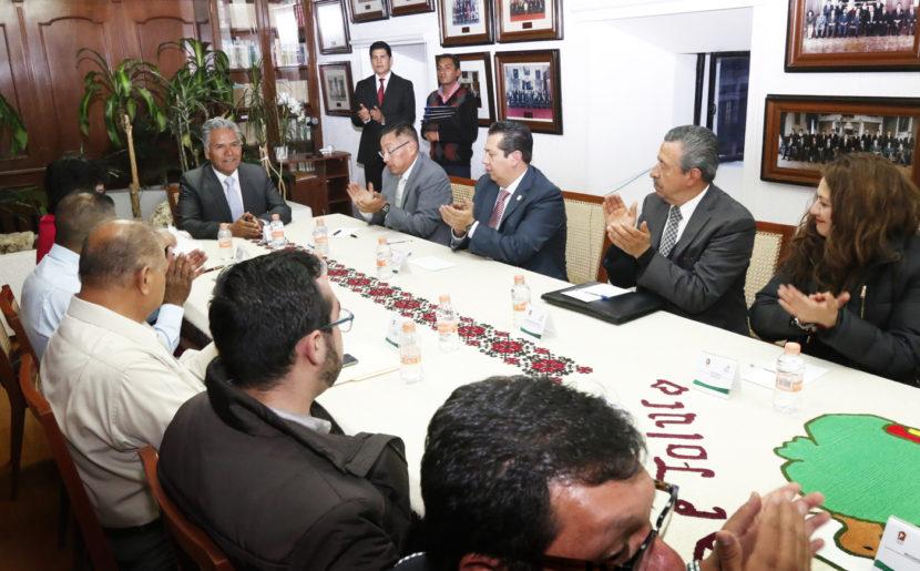 RECONOCE EL SUTIC APOYO Y RESPETO LABORAL DEL MUNICIPIO DE TOLUCA