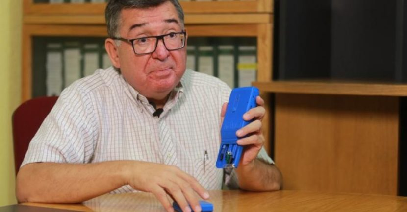 ACADÉMICOS DE LA UAM DESARROLLAN DISPOSITIVO PARA MEDIR CALIDAD DEL AGUA POTABLE