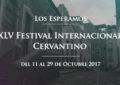TRAERÁ A DOS MIL 500 ARTISTAS EDICIÓN 45 DEL FESTIVAL INTERNACIONAL CERVANTINO