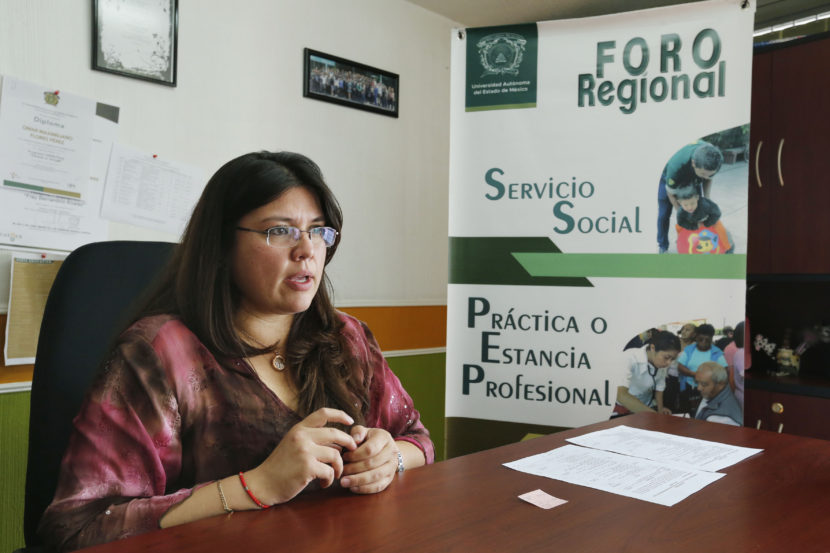 REALIZARÁ UAEM FORO SOBRE SERVICIO SOCIAL, PRÁCTICAS Y ESTANCIAS PROFESIONALES