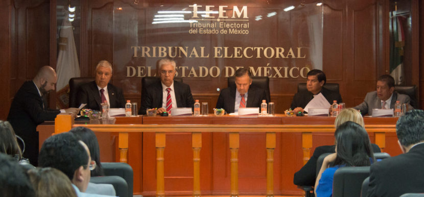 TEEM PROTEGE LOS DERECHOS POLITICO ELECTORALES  DE LOS CIUDADANOS
