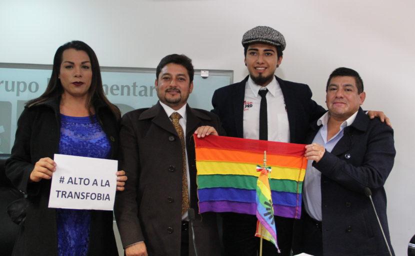 GPPRD EN MARCHA POR LA PROTECCIÓN DE LOS DERECHOS HUMANOS DE LA COMUNIDAD LGBTTTI