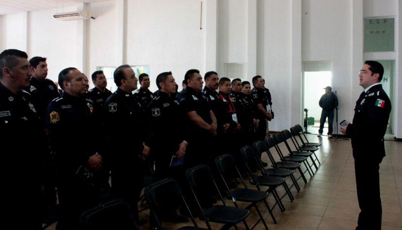 ACERCARÁ METEPEC A SUS POLICÍAS CON LA CIUDADANÍA