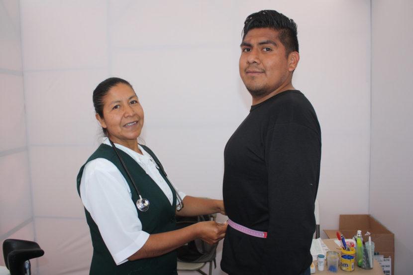 PARA FORTALECER EL SISTEMA INMUNOLÓGICO, CONSUMIR FRUTAS Y VERDURAS: NUTRIÓLOGA DEL IMSS