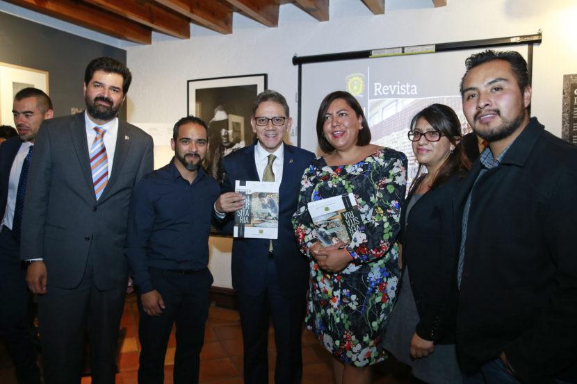 UNIVERSITARIA, REVISTA DE LA UAEM CON CONTENIDO CIENTÍFICO, TECNOLÓGICO Y CULTURAL