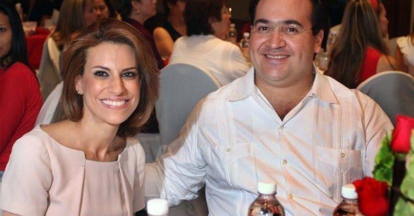 OPOSICIÓN EN PERMANENTE EXIGE LA CAPTURA DE KARIME MACÍAS, ESPOSA DE JAVIER DUARTE