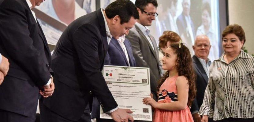 ESTADO MEXICANO ERRADICARÁ CUALQUIER TIPO DE VIOLENCIA INFANTIL: OSORIO CHONG