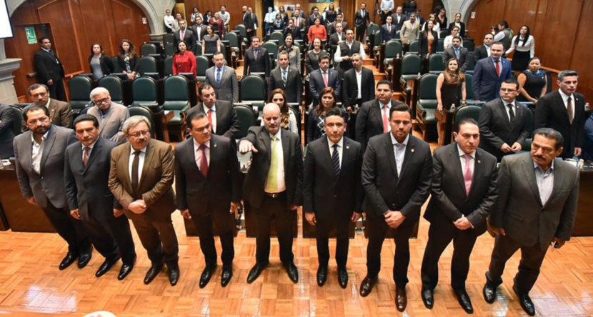 APRUEBA LEGISLATURA NOMBRAMIENTO DE MAGISTRADO DEL TJAEM