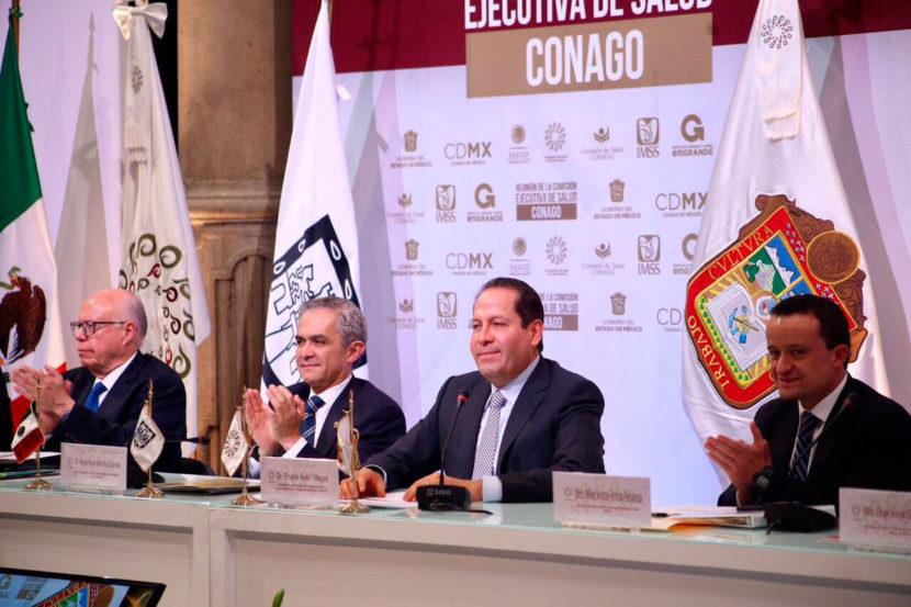 SE SUMAN MÁS DE 2 MILLONES DE MEXIQUENSES A LOS SERVICIOS DE SALUD: EAV