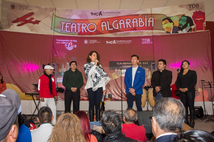 TLALNEPANTLA FESTEJA SU ANIVERSARIO CON FESTIVAL CULTURAL