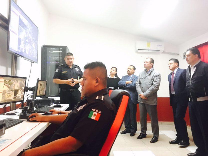 ASISTE EVH A LA INAUGURACIÓN DEL CENTRO DE MANDO Y CONTROL C-2 EN TENANCINGO