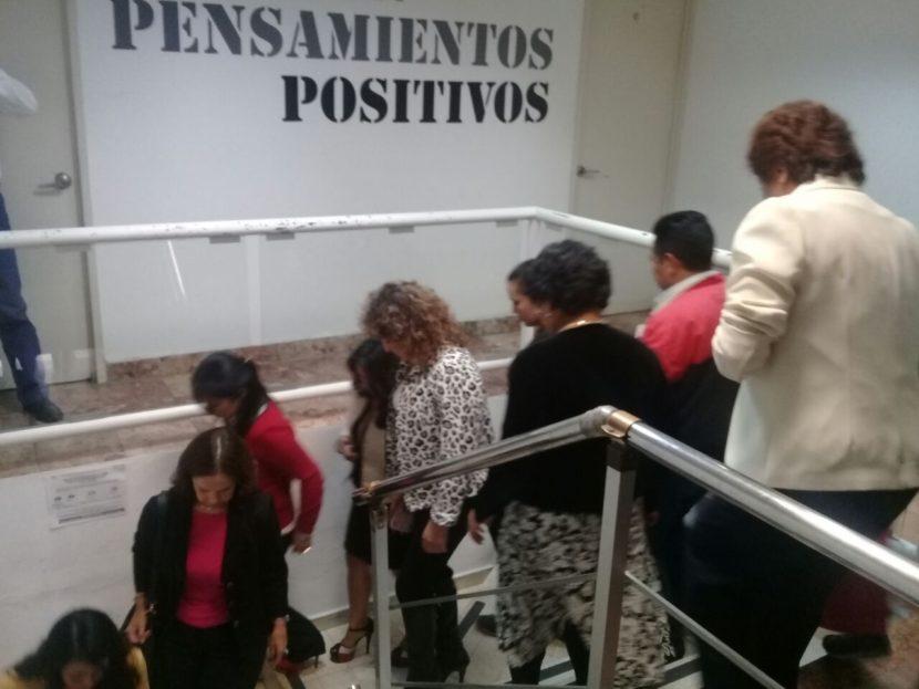 REALIZA TOLUCA SIMULACRO DE SISMO EN EDIFICIOS PÚBLICOS DEL PRIMER CUADRO