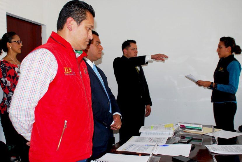 NOMBRA DENISSE UGALDE NUEVO PRESIDENTE DEL DIF MUNICIPAL