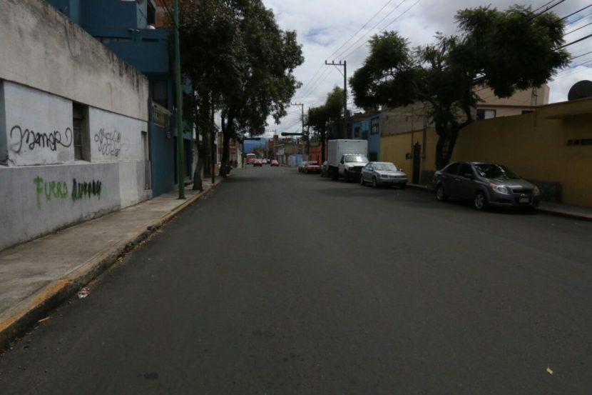 CONCLUYEN OBRAS DE REPAVIMENTACIÓN DE UN TRAMO DE GÓMEZ FARÍAS