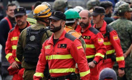 RECUPERAN CUERPOS DE SEIS PERSONAS DE NACIONALIDAD COLOMBIANA