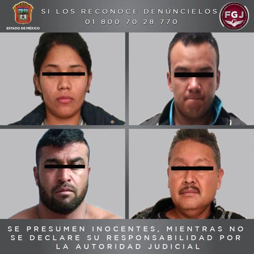 ASEGURAN AUTORIDADES ESTATALES Y MUNICIPALES 29 PAQUETES DE COCAÍNA EN CUAUTITLÁN IZCALLI