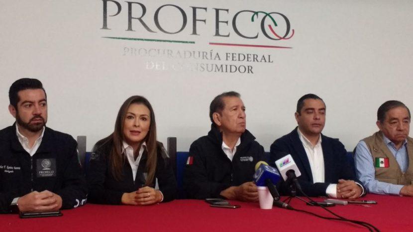 VA PROFECO CONTRA NEGOCIOS QUE ELEVEN PRECIOS EN MUNICIPIOS AFECTADOS POR SISMO