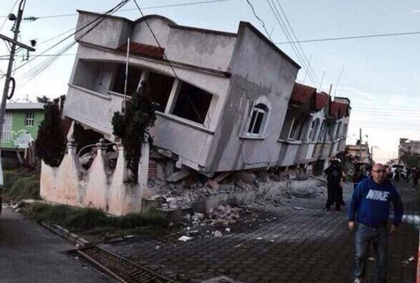 MÁS DE UN MILLÓN 5OO MIL CHIAPANECOS AFECTADOS POR SISMO