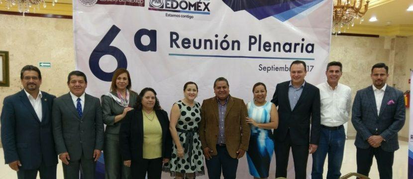 GPPAN EDOMEX APOYARÁ GESTIONES PARA OBRA MUNICIPAL Y SEGURIDAD DE TIANGUISTENCO