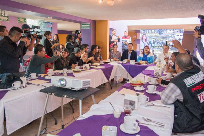 "INVITAN A PARTICIPAR EN LA CARRERA ATLÉTICA ""EL ÚLTIMO GUERRERO"""