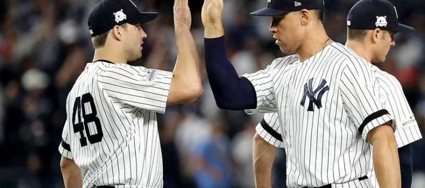 Yankees a un paso de la Serie Mundial gracias al samurái Tanaka
