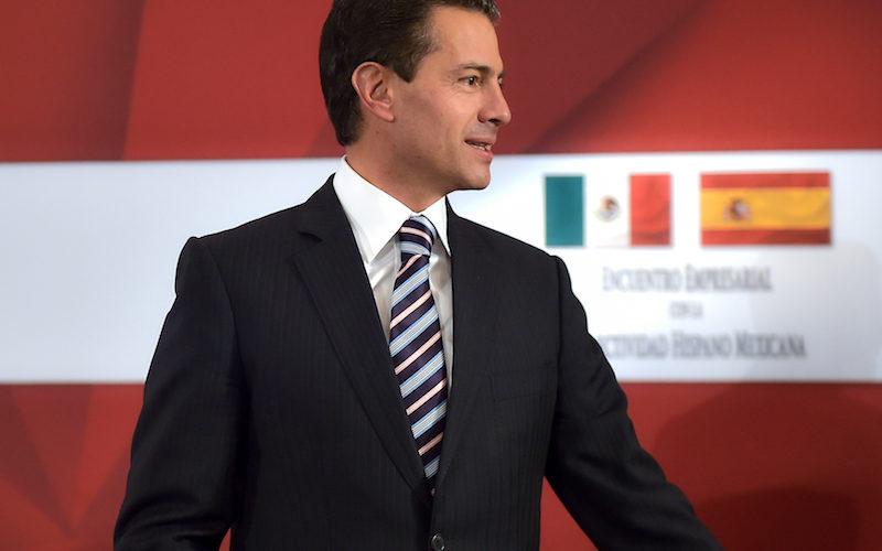México no reconocerá una independencia unilateral de Cataluña: epn