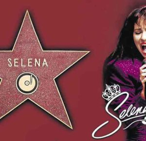 selena tendra su estrella en hollywood