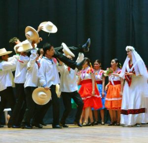 Azcapotzalco, celebra final del encuentro de danza regional