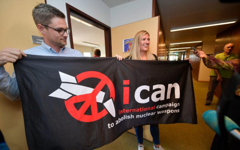 Nobel de la Paz 2017 para EL ICAN