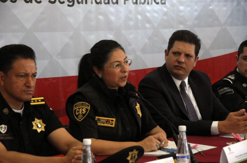 PRIORIZA SSEM COMUNICACIÓN ENTRE FUERZAS POLICIACAS