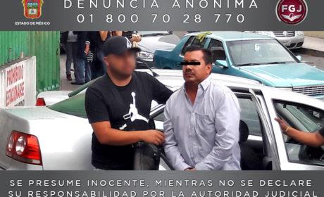 APREHENDE FISCALÍA MEXIQUENSE EN CHIHUAHUA A UN SUJETO POR EL HOMICIDIO DE SUS PADRES